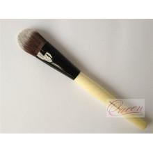 High Quality Bamboo Handle Foundation Brush