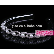 wedding headband hair braided headband
