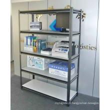 Rack de Boltless comercial para armazenamento de armazém