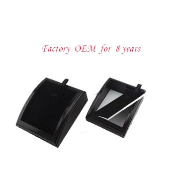 Черный деревянный Дисплей ювелирных ожерелье стенд оптом (Пн-ФОС-БК)