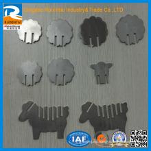 Precisión de acero de encargo de piezas de automóviles / Sheet Metal Selling Parts022