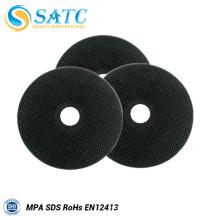 Disco de pulido del carburo de silicio de la calidad superior para el metal