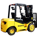 shantui 3 ton diesel forklift with Japan engine