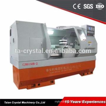 torno grande do cnc do passatempo para a venda CJK6150B-1 / 1000mm