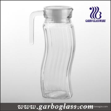 1.6L Glass Pitcher/Glass Jug (GB1103H)