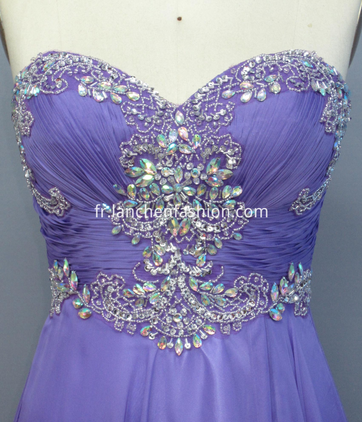 Prom Maxi Dress LAVENDER