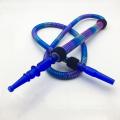 1.8m Blue Sps Hookah Shisha Hose with Acrylic Mouthpiece (ES-HH-012-1)