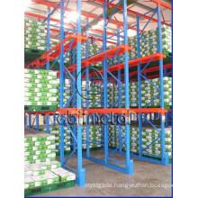 Steel Metallic Ss400 Warehouse Heavy Duty Pallet Storage Forklift Drive in Rack