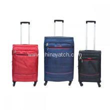 2016 Cheap Price Spinner Wheels Soft Luggage Set