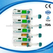 Medizinische gebrauchte Spritzenpumpe MSLIS01-M, ein Kanal zum Vier-Kanal-Typ für Ihre Wahl!