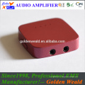 Amplificateur de casque de 3,5 mm amplificateur de casque amplificateur de batterie rechargeable