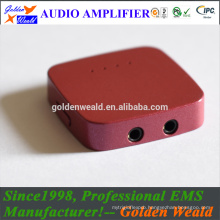 audio stereo amplifier headphone amplifier rechargeable battery amplifier