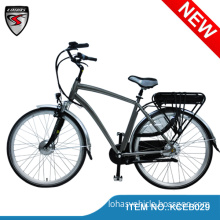 New Design Man 700c E Bike (PAS /Li-ion Battery/8FUN motor/Nexus 3-Speed) (KCEB029)