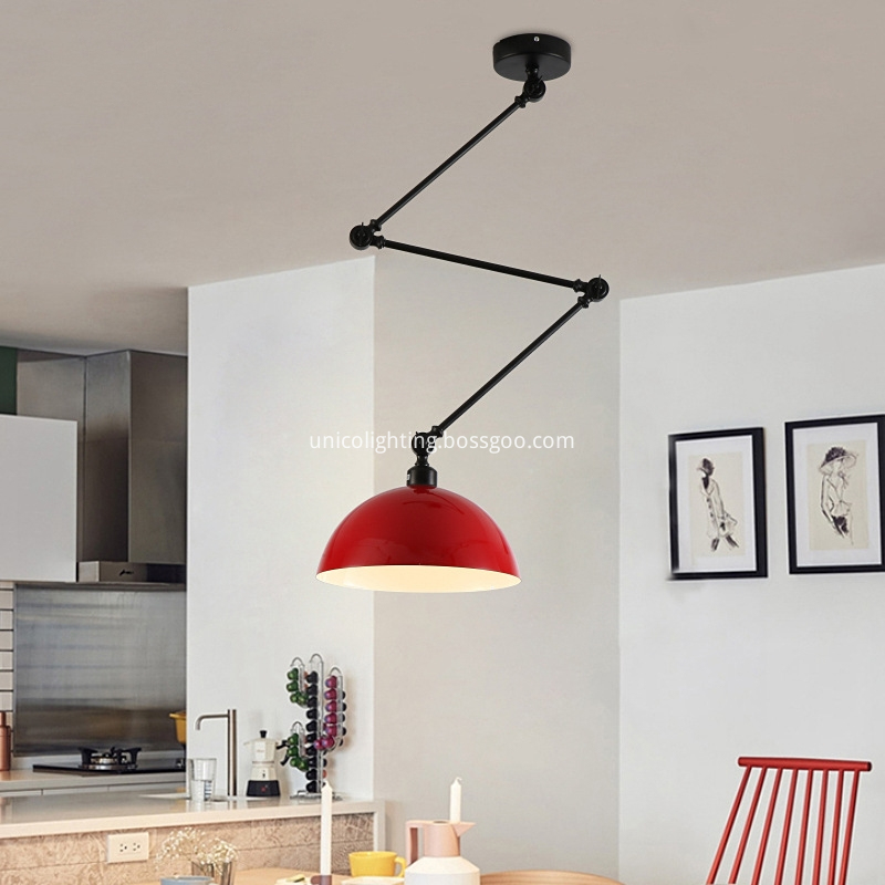 Applicantion Track Lighting Pendants