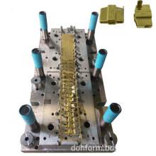 Customized progressive sheet metal stamping die mold