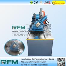 FX luz medidor de acero de enmarcar canal de laminación de la máquina