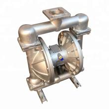 Bomba de diafragma neumática de aire comprimido serie QBY