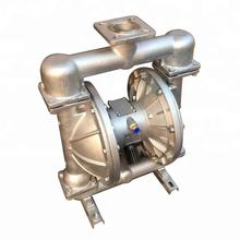 QBY series air operated double diaphragm pump