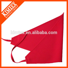 Cheap cotton customized triangle bandana