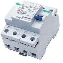 F370 F390 Disyuntor de corriente residual