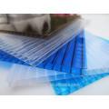 PC \ policarbonato Hoja de múltiples hojas para el material del invernadero agrícola alta calidad 10 años de garantía