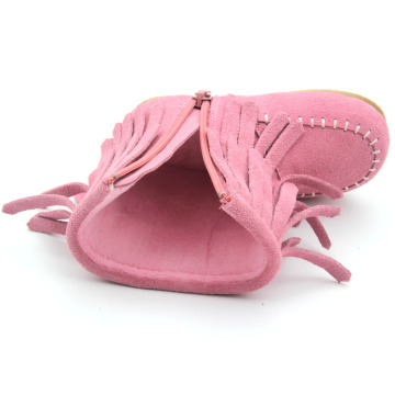 Pink Winter Warm Baby Baby Kids Shoes Shoes Boots