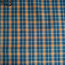 100% Baumwolle Popeline gewebt Garn gefärbt Stoff Rlsc40-44