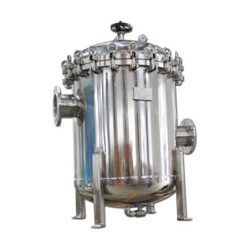 Niedrigere Druckverlust Multi-Taschen Wasserfiltergehäuse