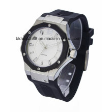 Custom Man Luxury Sport Wrist Watch with Swiss Movement