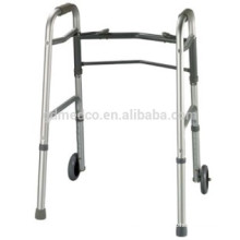 Lightweight disabled aluminum rollator K002