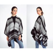 2017 winter women USA selling scarf shawl poncho wrap stole plaid pashmina shawl blanket scarf