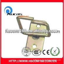 Preço de fábrica Anel de aço de gerenciamento de cabo de alta qualidade