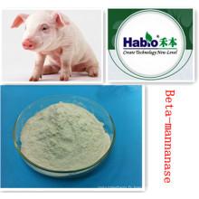 Habio usine supplément additifs alimentaires Beta mannanase enzyme