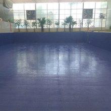Concrete swimming pool deck sealant caulk