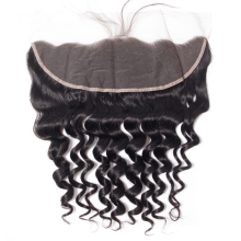 Top Invisible Thin Human Wholesale 10A Grade Swiss Closure 13x4 Deep Wave Vendors 13x6 Transparent Bundles With Hd Lace Frontal