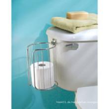 Interdesign Classico Over-the-Tank Toilettenpapier 2 Rollenhalter