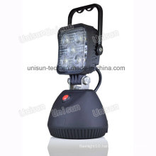 "3"" 12V 15W Rechargeable LED Work Light"