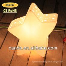 Decoration Porcelain Star Lamp