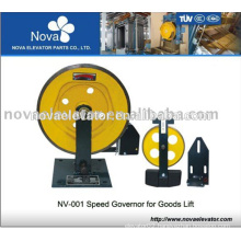 Elevator component,Speed Governor, Speed Protect Device