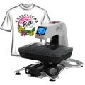Impresora neumática de la sublimación del vacío de la camiseta de la sublimación 3D (ST-420)