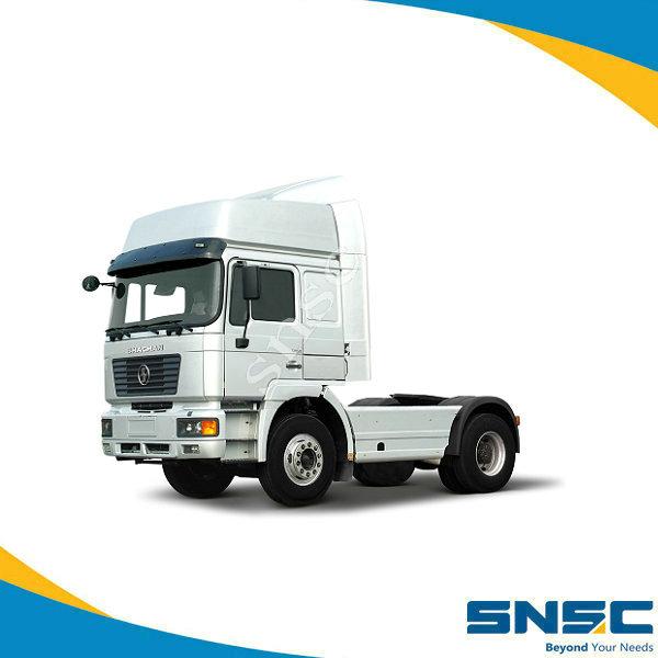 4X2 Trailer truck