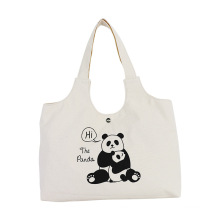 Cute panda tote bag shoulder handbag tote bags