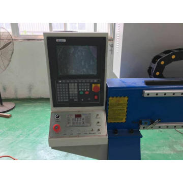 200mm ketebalan plat cnc gantry api cutting machine