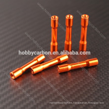 Hobbycarbon fabricación de alta calidad Round Step Spacer step standoff