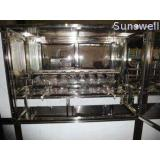8L or 600BPH (10L) Water rinsing filling capping machine an