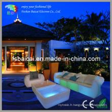 Mobilier salon LED