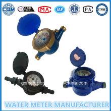 Mechanical Multi-Jet Type Water Flowmeter of Dn15-25mm