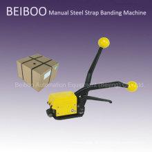 Máquina de cintagem de aço sem fivela sem alça manual (A333)