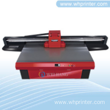 High Resolution UV Flatbed Printer for PU/PVC