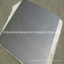Plaques de tungstène laminées à froid pour four de culture de saphir